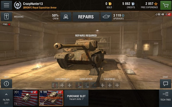 world of tanks freebies